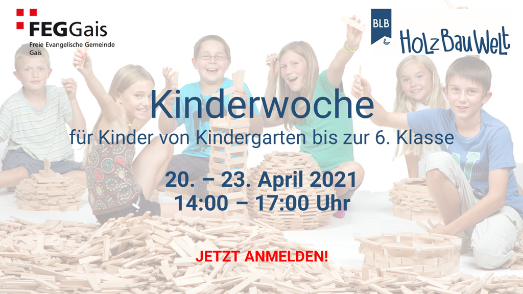 Kinderwoche 2021